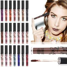 Hot Lipstick Matte Liquid Lipliner Long-Lasting Natural Make up Cosmetics