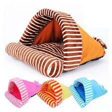 NEW Kennel Dog Cat Bed Sofa Soft Warm Pet Beds Cushion Puppy Sofa Couch Mat Pad