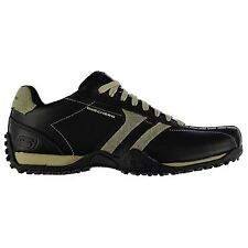 Skechers Mens Urban Track Forward Gents Sports Running Pumps Trainers Shoes