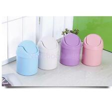 Various Rubbish Waste Bin Paper Trash Litter Can Basket for Home Car Office PICK