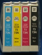 GENUINE EPSON INK CARTRIDGES 73 T0731 C79 C90 C92 C110 CX3900 CX3905 CX4900 N