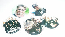 Pre Cut One Inch Bottle Cap Images Billy the Exterminator TV Show Free Ship
