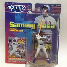 1999 Starting Lineup SLU MLB Sammy Sosa Chicago Cubs action figure BC