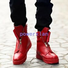 Chic Lace Up Mens Shoes Leisure Dance Rivet Combat Outwear Ankle Boots Sneakers