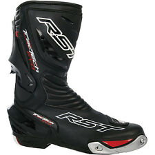 RST Tractech Evo Waterproof Motorcycle Sports Boots Black