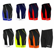 Zimco Men Pro Cycling Shorts Bike Knicks Bicycle Short CoolMax Padded 143