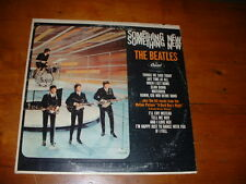 The Beatles Something New Capitol T-2108 Vinyl LP Record