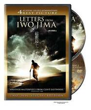 Letters From Iwo Jima (DVD, 2007, 2-Disc Set, Special Edition) - NEW!!