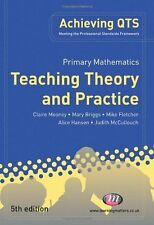Primary Mathematics: Teaching Theory and Pract..., McCullouch, Judith 0857250787