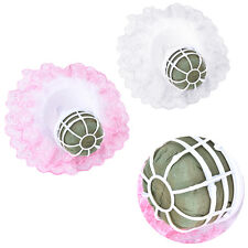 Bouquet Handle Holder + White Lace Collar for Bridal Floral Wedding Flower Best