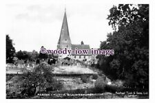 rt0023 - Billingshurst , Parish Church , Sussex - photograph