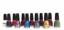 China Glaze Nail Polish Color METRO Collection Variations # 989-1000
