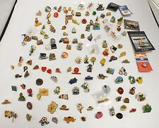 Vintage Lot Of Mixed ADVERTISING PINS BADGES Inc NODDY South Park - S83