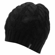 ONeill Womens Cable Beanie Knitted Hat Snow Winter Warm Accessories