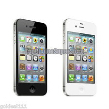 Apple iPhone 4S 16GB Factory Unlocked Black/White Excellent Condition