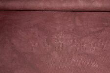 Hand-dyed Aida Cloth-Hot Chocolate-11 Ct thru 22 Ct DMC cross-stitch fabric