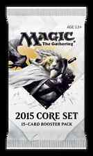 Magic the Gathering 2015 Core Set Factory Sealed Booster Pack