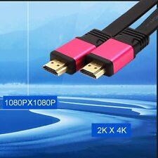 1.5/2/3/5M ULTRA HD2.0 HDMI CABLE CORD 1080P 2160P 4K 18GBPs for PS3/4 HDTV XBOX