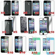 New LCD Screen Protector Cover Guard Back Front For Apple iPhone 5/5S