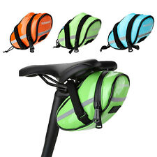 Motorcycle Bike Sports Waterproof Luggage Tail Box Tank Saddle Bag Travel Tool