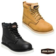 JESSE JAMES Shoes JESSE JAMES WORKWEAR SAFETY boots winter boots lined new