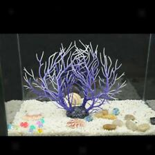 Artificial Coral Ornament Underwater Aquatic Plant Aquarium Fish Tank Decoration