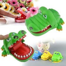 Crocodile Mouth Dentist Bite Finger Game Funny Toy For Kids Child Adult Gifts