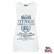 Lonsdale Women'S Tank Top Wimborne Tank Top Top Shirt Fitness Gym XS S M L XL