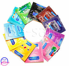 Variety MIX of 11 pcs PASANTE Condoms Extra Cooling Taste Different Types