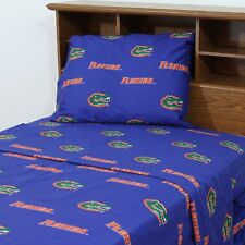 College Covers NCAA Florida Gators Sheet Set