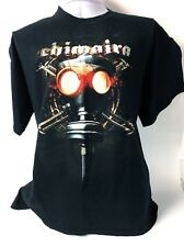 CHAMAIRA SPREADING THE INFECTION TOUR 2009 T SHIRT   LARGE   Rock Concert