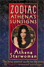 *New* Zodiac Athena's Sunsigns: The Long-Awaited Guide to the Stars