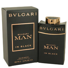 MAN In BLACK Cologne ~ Bvlgari ~ Men ~ EDP Spray ~ Various Sizes