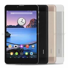 7'' HD 3G Unlocked Smartphone Android 4.4  Mobile Phone Quad Core 8GB Phablet