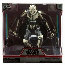 "Disney GENERAL GRIEVOUS 7 1/4""  ELITE SERIES Die Cast Action Figure STAR WARS"