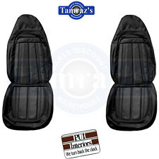 1970 Barracuda Gran Coupe Front Seat Upholstery Covers PUI New