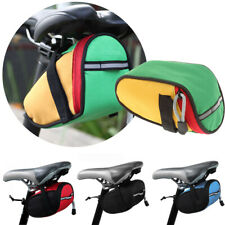 Quick Release Cycling Bike Bicycle Rear Seat Saddle Tail Bag - 4 Color to Choose