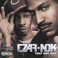 That One Way [PA] by Max Julien/Czar*Nok (CD, Aug-2005, Capitol/EMI Records) NEW