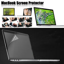 "Cover For Apple Macbook Pro Air 13"" 15"" Clear LCD Film Guard Screen Protector"