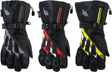Arctiva Mens Meridian Insulated Textile Snowmobile Gloves