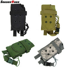 1X Airsoft Molle Radio/Walkie Pouch Hoster Utility Bag for PRC 148 MBITR