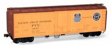 Accurail 85049 HO 40' Steel Reefer Kits, Pacific Fruit Express (3-Pack)