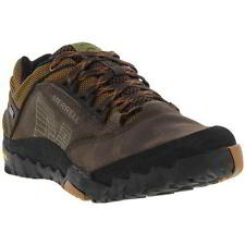 Merrell Annex GTX Mens Gore-tex Leather Waterproof Trainer Size 8-13