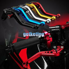 Clutch Brake Levers For Suzuki GSXR600 GSXR750 GSXR1000 GSF1200 GSX1400 TL1000R