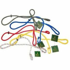 Bisley Loose Braided Training Slip Lead for Dogs Gundogs Hunting Various Colours