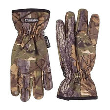 JACK PYKE FLEECE GLOVES IN ENGLISH OAK CAMO HUNTING ALL SIZES