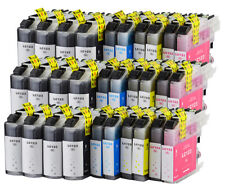 30 printer cartridges ink cartridges compatible with Brother LC-123