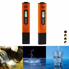 Digital LCD TDS Meter Tester Water Quality Filter PPM Purity Test Set Pen Sticks