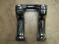 55902-05 & 55903-05 TAKE OFF HARLEY-DAVIDSON CHROME 1 INCH RISERS & CLAMP