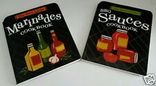 2 LNew The Best Little BBQ Sauces & Marinades Cookbooks Barbecue gr8 FREE B's !